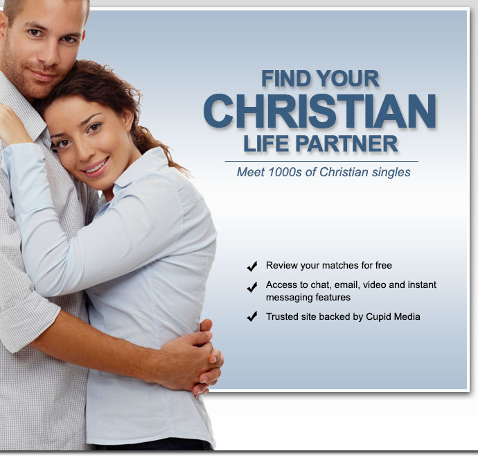 Join ChristianCupid.com!